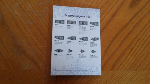 Origami Holiday Cards (9) | Megan Vogel